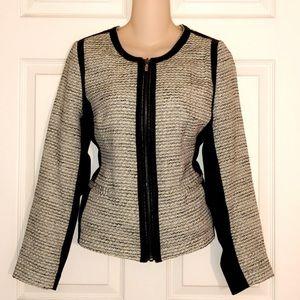 🆕ALFANI Blazer Woven Jacket